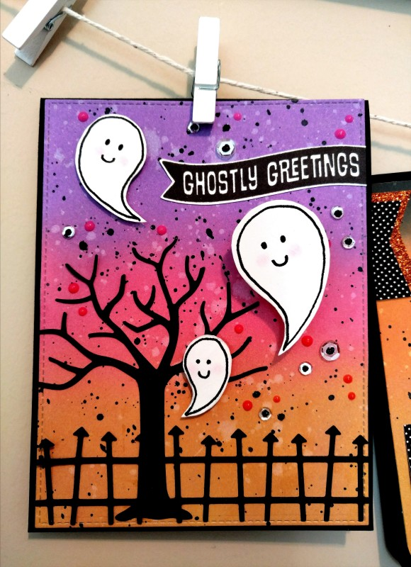 Ghostly Greetings 1