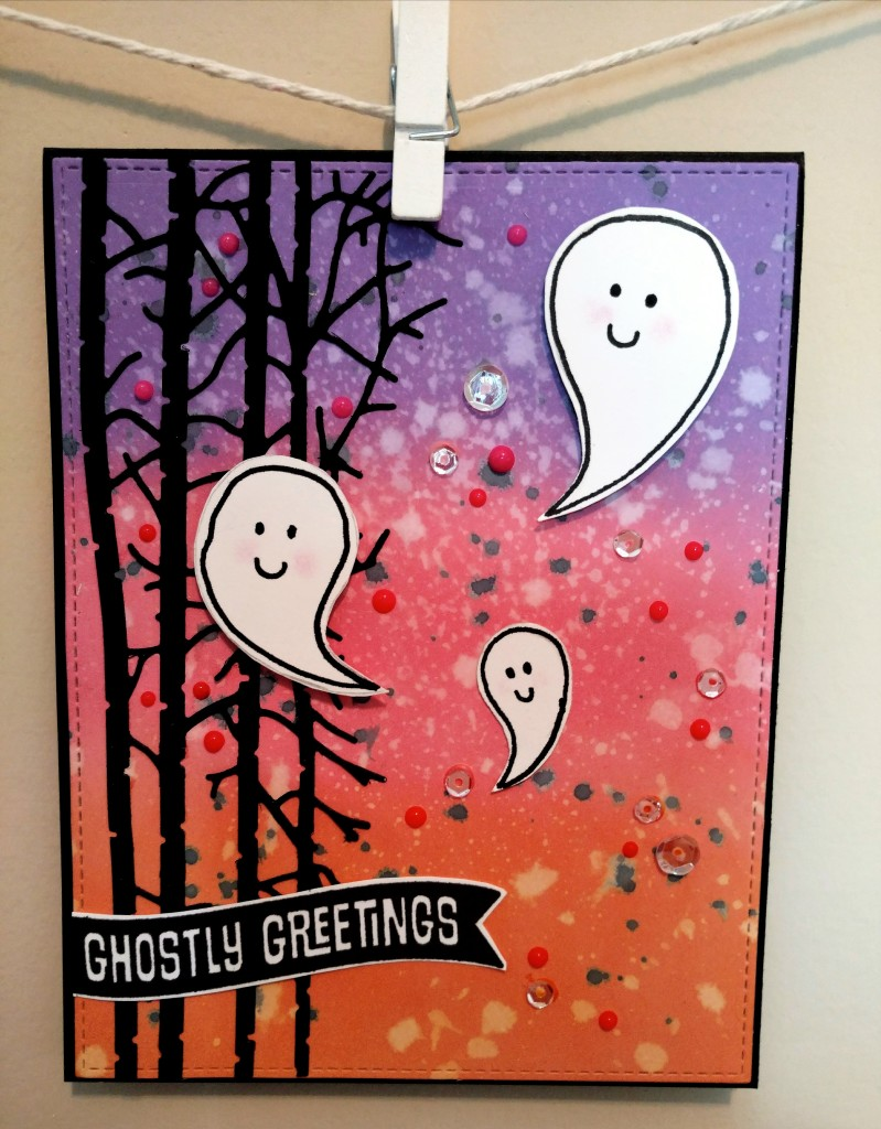 Ghostly Greetings 2