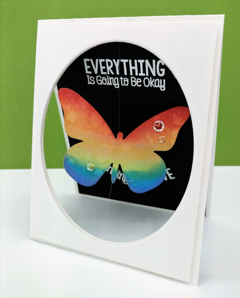MFT Rainbow Butterfly